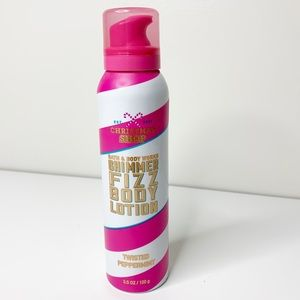 Bath and body works  twisted peppermint lotion